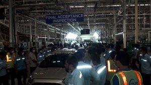 ಆಸ್ಪೈರ್ ಉತ್ಪಾದನೆಯೊಂದಿಗೆ ಭಾರತದಲ್ಲಿ ಕಾರು ಉತ್ಪಾದನೆಯನ್ನು ಅಧಿಕೃತವಾಗಿ ಸ್ಥಗಿತಗೊಳಿಸಿದ Ford