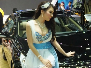 34th Bangkok International Motor Show Images
