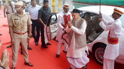 ಹೊಸ ಕಾರು ಖರೀದಿ ಯೋಜನೆ ಕೈಬಿಟ್ಟ ರಾಜ್ಯಪಾಲರು