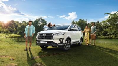 Toyota Innova Crysta ಲಿಮಿಟೆಡ್ ಎಡಿಷನ್ ಬಿಡುಗಡೆ